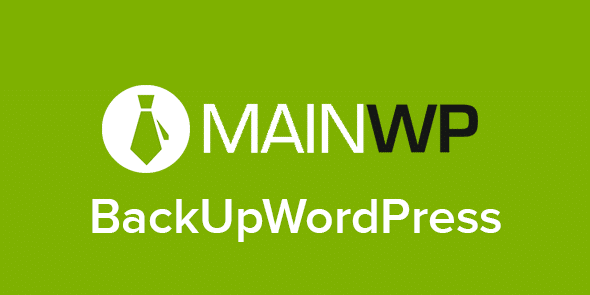 MainWP BackUpWordPress